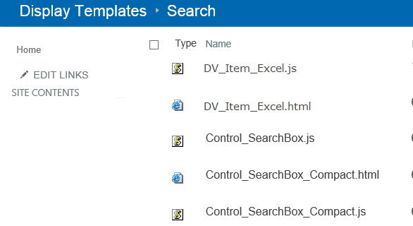 SharePoint Display Templates